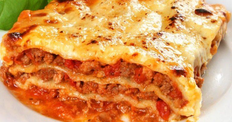 Comment préparer des lasagnes ?