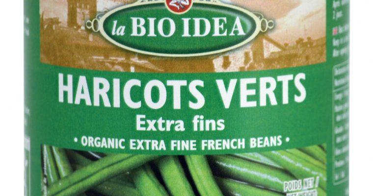 Comment faire cuire des haricots verts en boite ?
