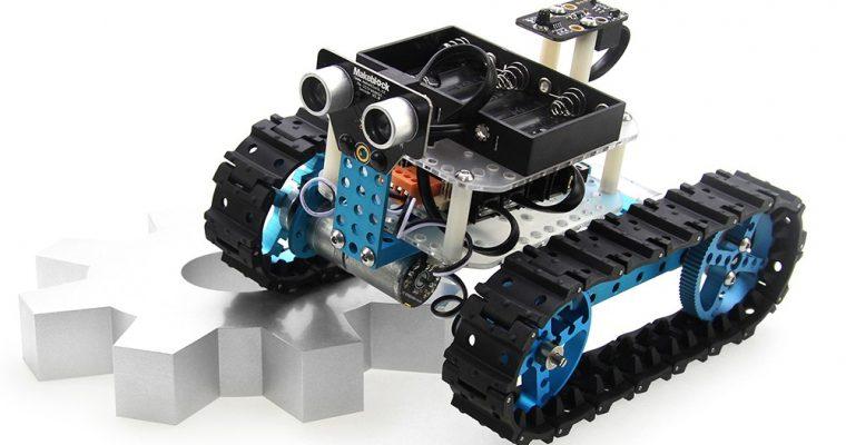 Comment fabriquer un robot de combat ?