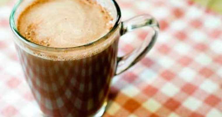 Comment faire un vrai chocolat chaud
